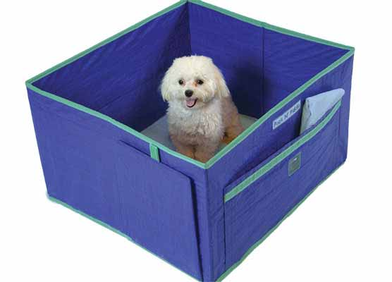 Pack \'N Piddle - portable indoor pet potty